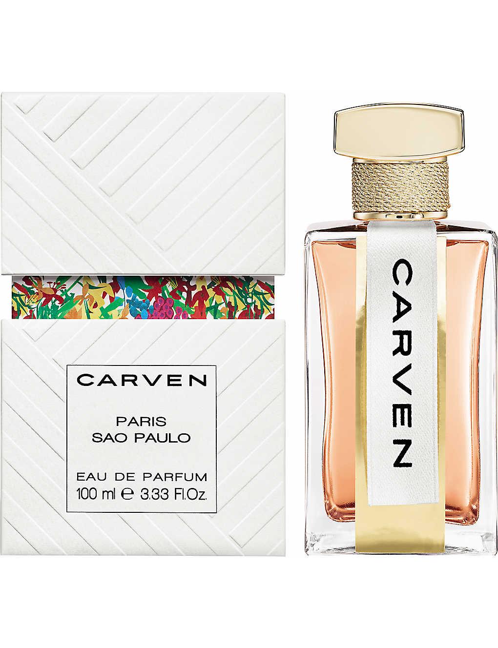Carven Paris Sao Paulo Eau De Parfum 100ml Selfridgescom