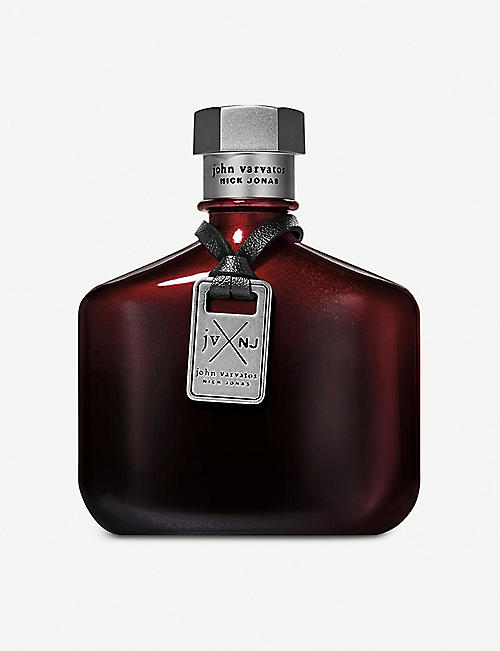 JOHN VARVATOS JVxNJ Red Edition eau de toilette 125ml