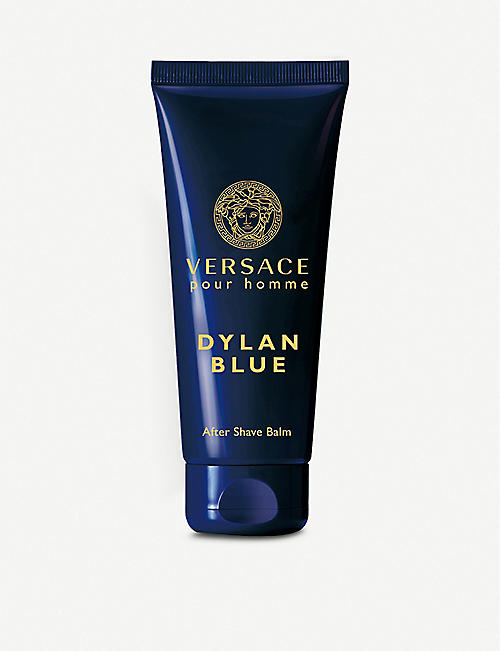 VERSACE: Dylan Blue aftershave balm 100ml