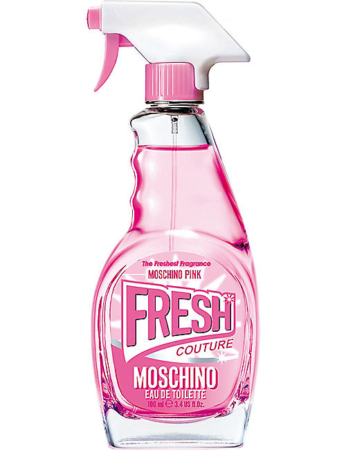 MOSCHINO Pink Fresh Couture eau de toilette 100ml