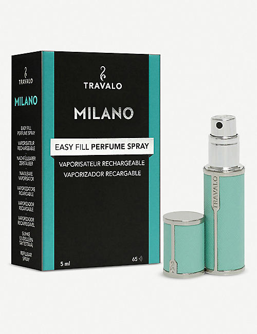 TRAVALO Milano refillable perfume bottle