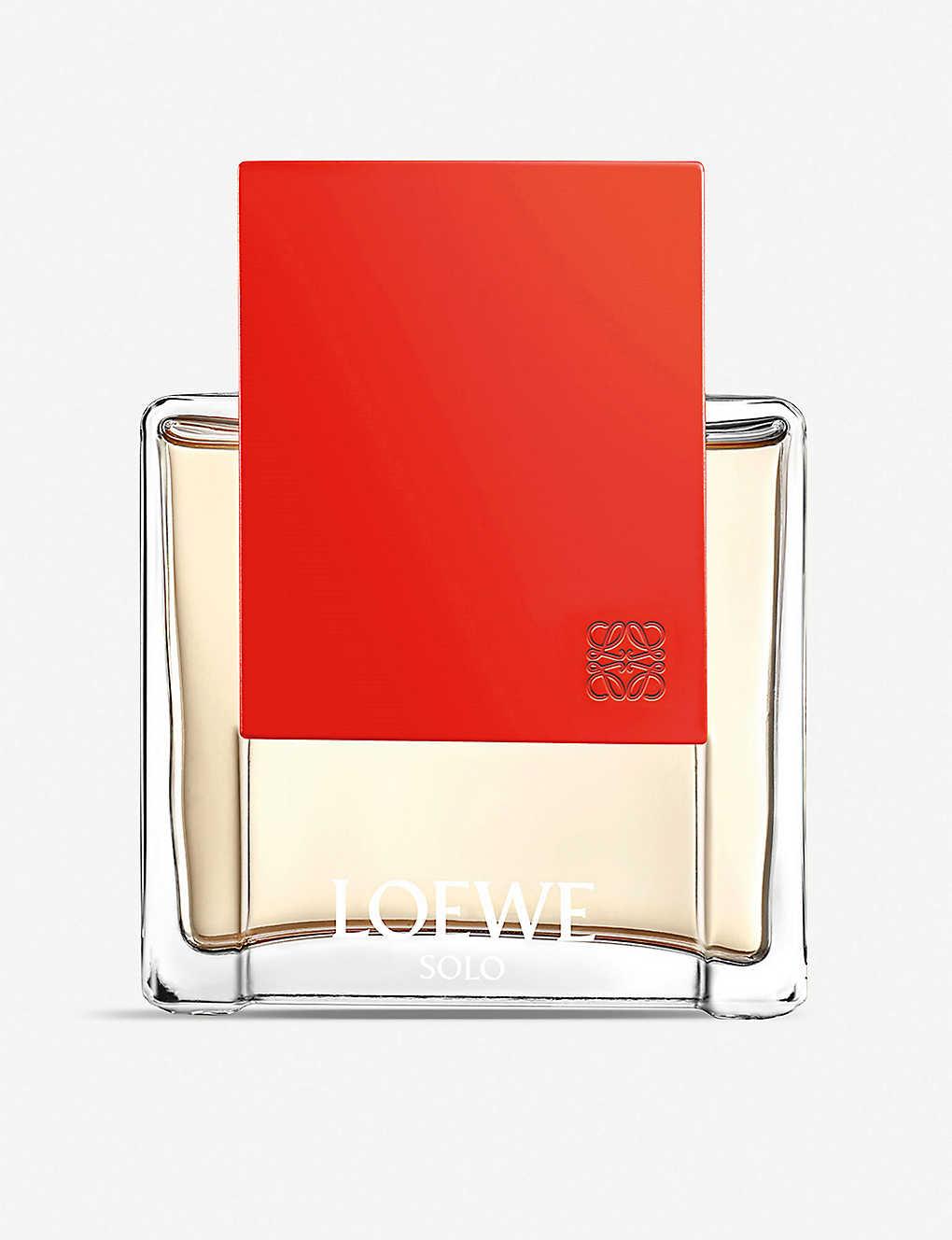 Loewe Solo Ella Eau De Parfum 100ml Selfridgescom