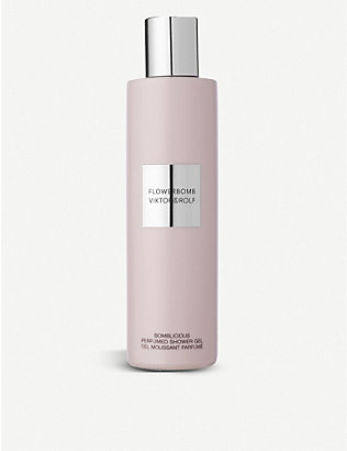 VIKTOR & ROLF: Flowerbomb shower gel 200ml