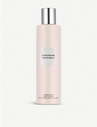 VIKTOR & ROLF: Flowerbomb body lotion 200ml