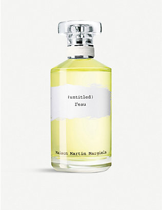 MAISON MARGIELA: Untitled l'eau eau de toilette 100ml