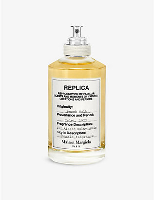 MAISON MARGIELA: Replica Beach Walk eau de toilette 100ml