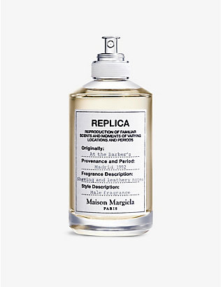 MAISON MARGIELA: Replica At the Barber's eau de toilette 100ml