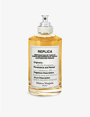MAISON MARGIELA: Replica by the Fireplace eau de toilette 100ml