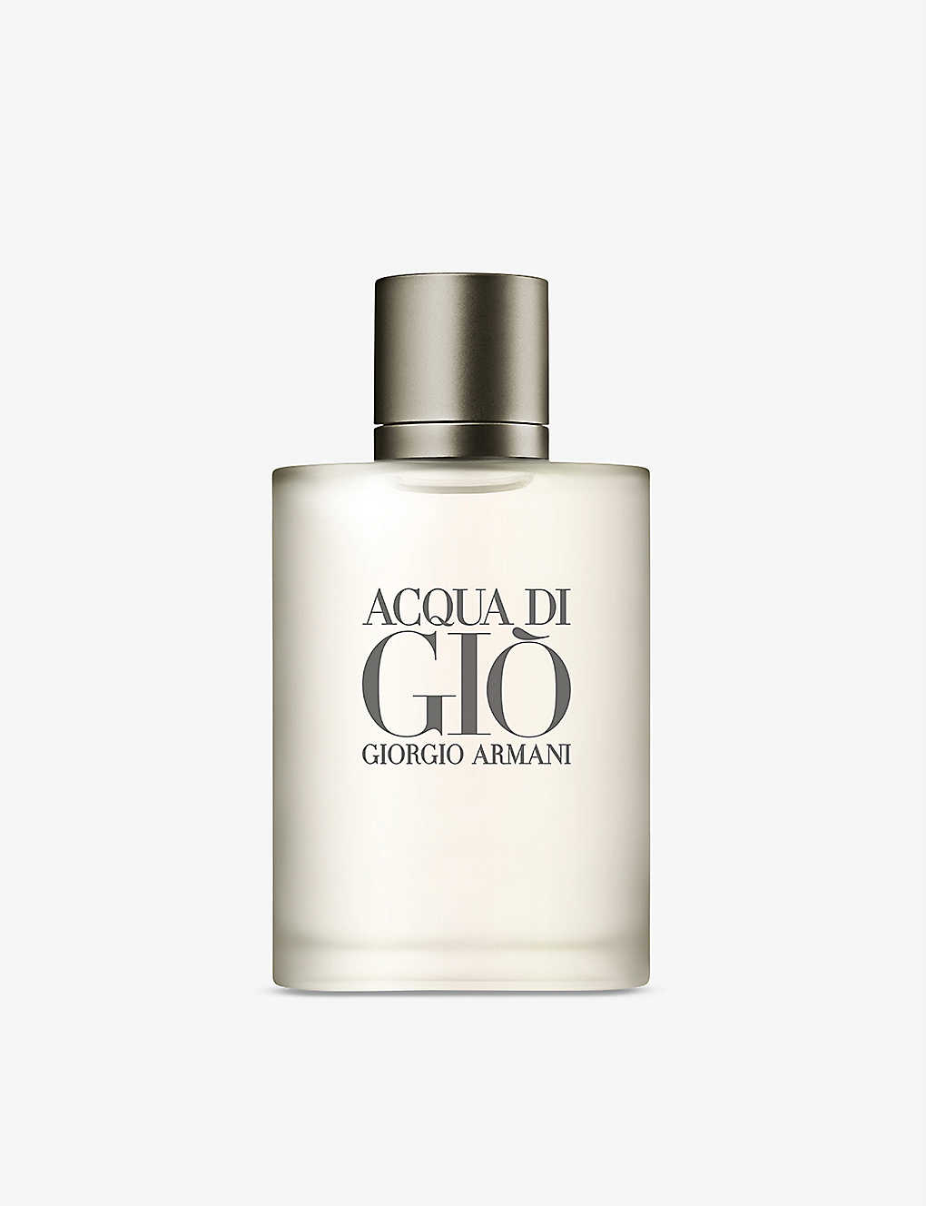 acqua di gio olor disbursement into india