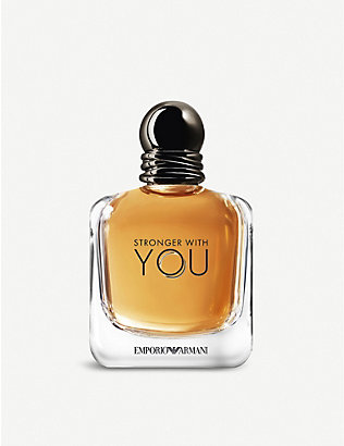 EMPORIO ARMANI: Stronger With You eau de toilette