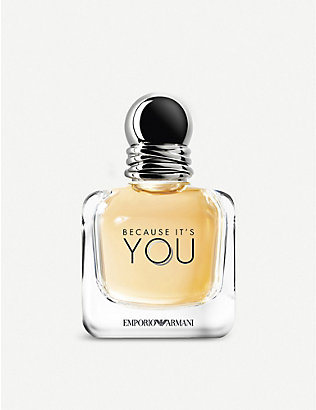 EMPORIO ARMANI: Because It's You eau de parfum