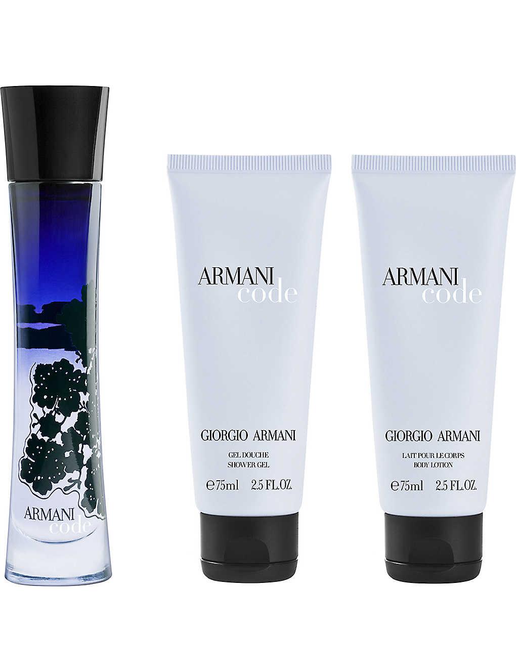 Giorgio Armani Armani Code Femme Eau De Parfum 50ml Gift Set