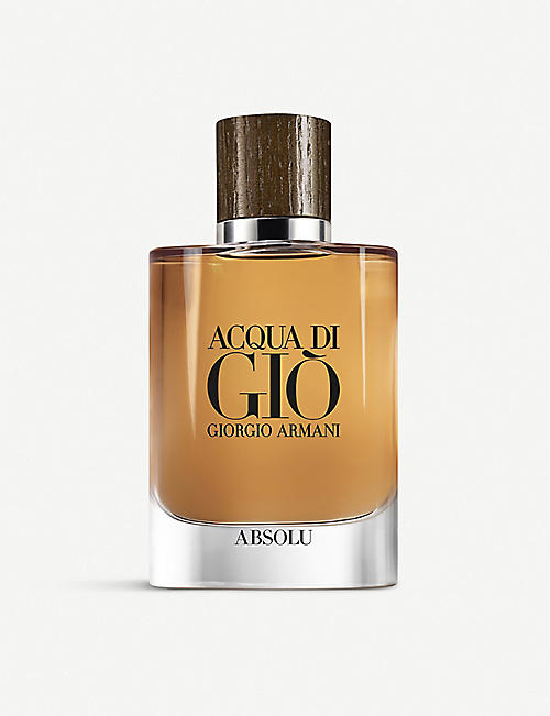Giorgio Armani Beauty Selfridges Shop Online
