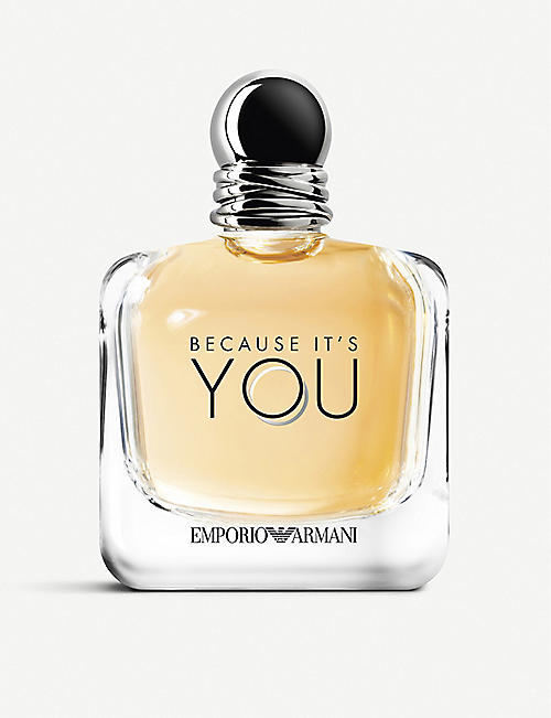 EMPORIO ARMANI Because It's You eau de parfum 150ml