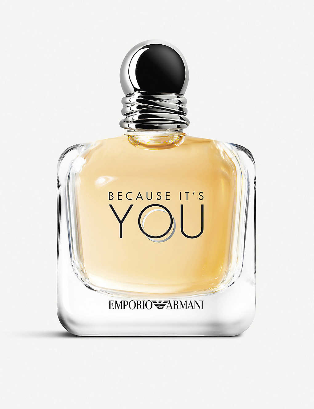 EMPORIO ARMANI: Because It's You eau de parfum 150ml