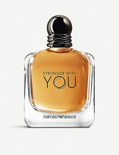 EMPORIO ARMANI Stronger With You eau de toilette 150ml