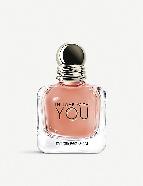 EMPORIO ARMANI: In Love With You eau de parfum