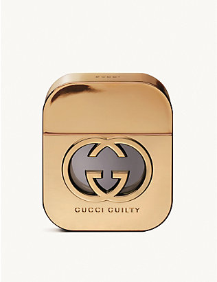 GUCCI:Gucci Guilty Intense 浓郁沁鼻香水