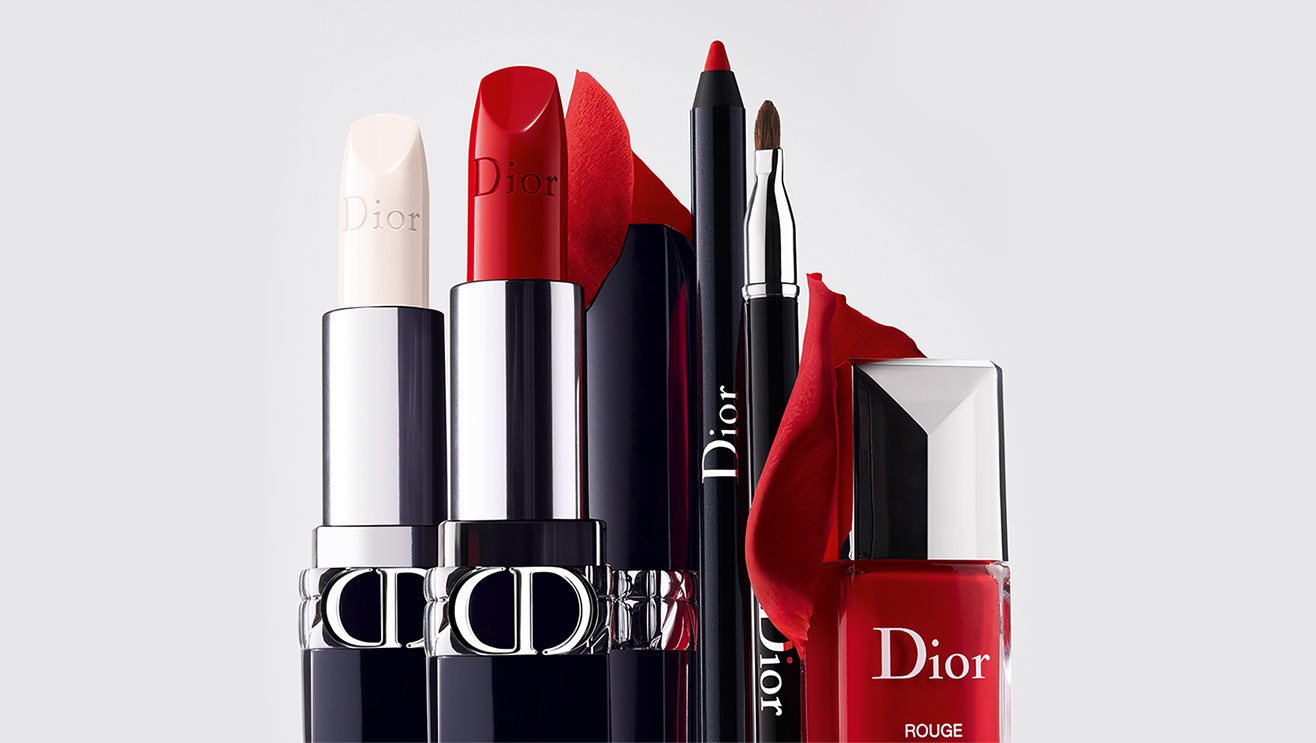 Dior's Rouge Dior Couture Colour Refillable Lipstick Collection