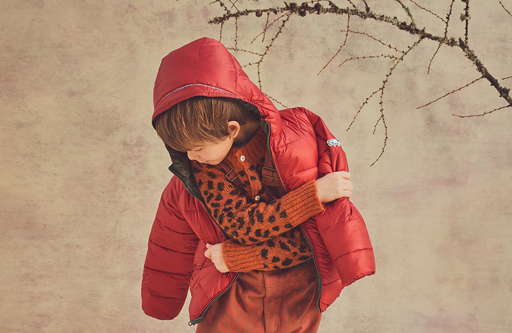 THE COOLEST KIDS' OUTERWEAR