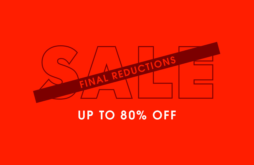 UP TO 80% OFF WOMENSWEAR