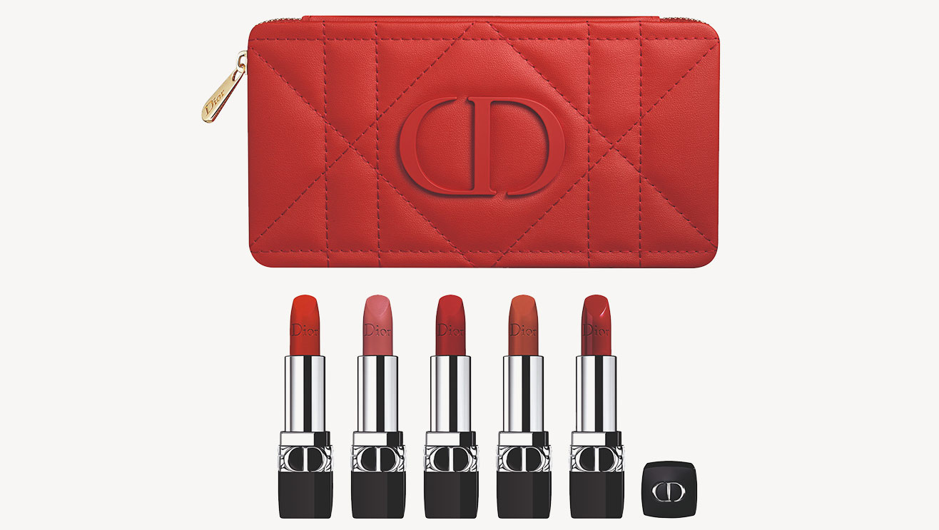Rouge Dior Couture Colour Refillable Lipstick Collection