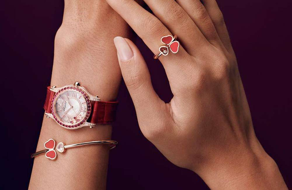 Go the extra mile this Valentine's Day with a gift from Chopard