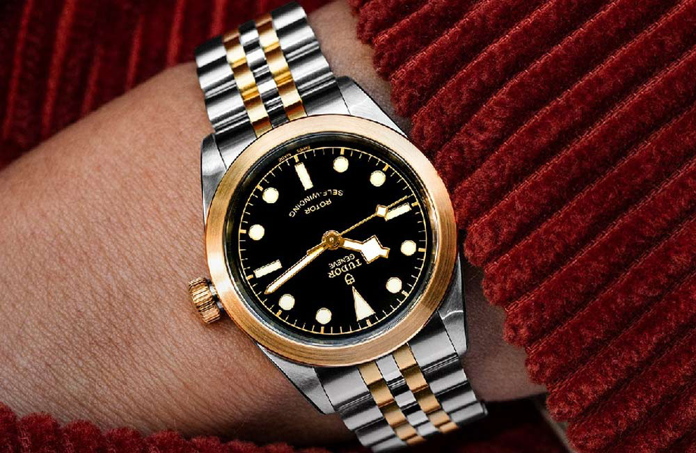 JUST LANDED: TUDOR WATCHES