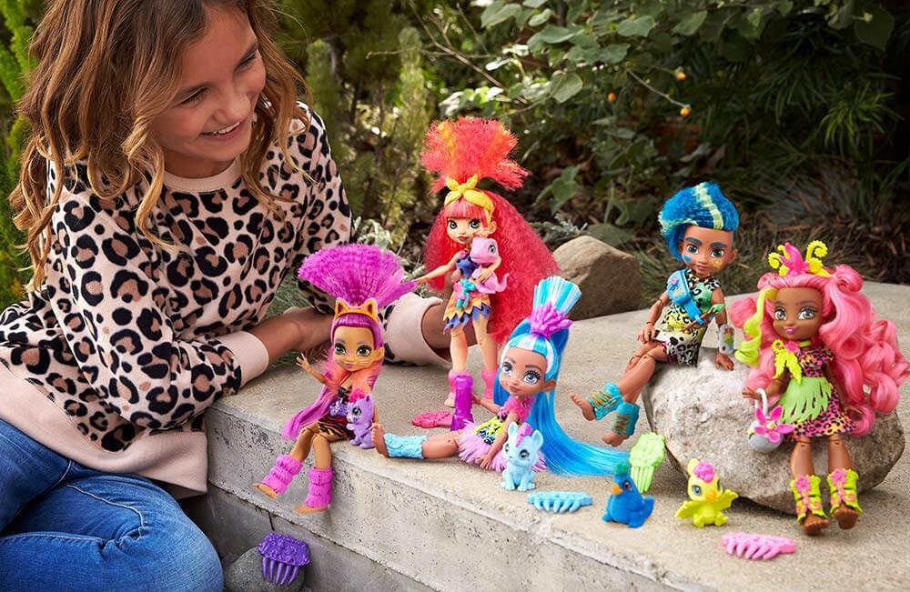 我们最喜欢的娃娃