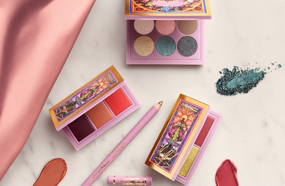 EXCLUSIVE: MAC X HARRIS REED COLLECTION