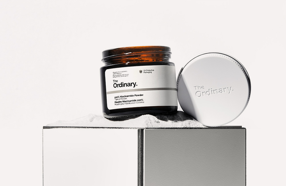 WE LOVE: THE ORDINARY NIACINAMIDE POWDER
