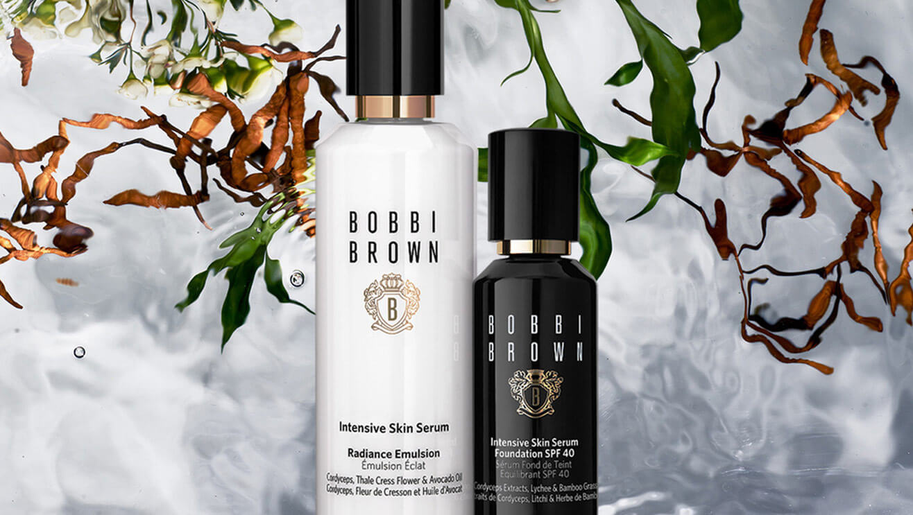 New: Bobbi Brown Intensive Skin Serum Radiance Emulsion