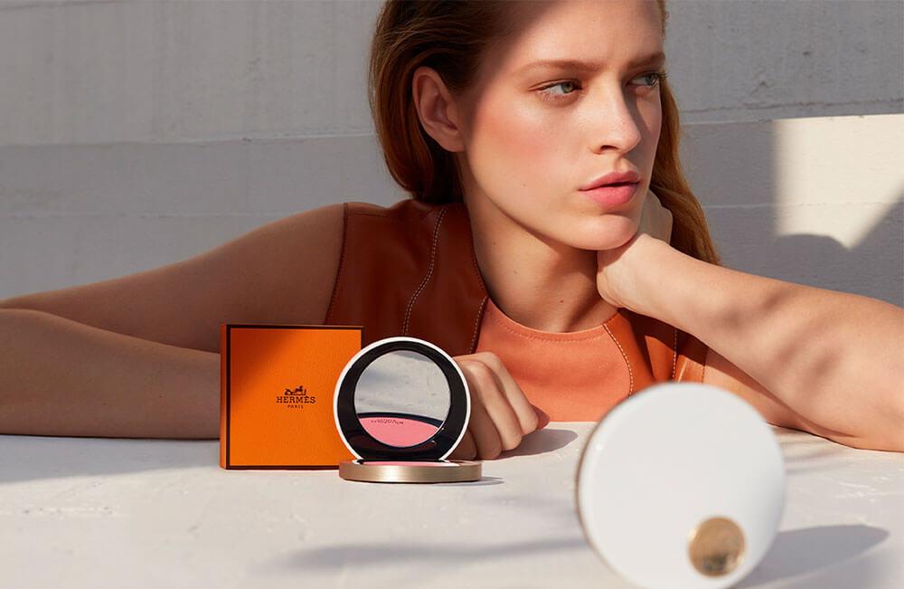 独家推出:Rose Hermès