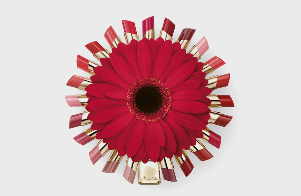 UST LAUNCHED: GUERLAIN KISSKISS SHINE BLOOM LIPSTICK