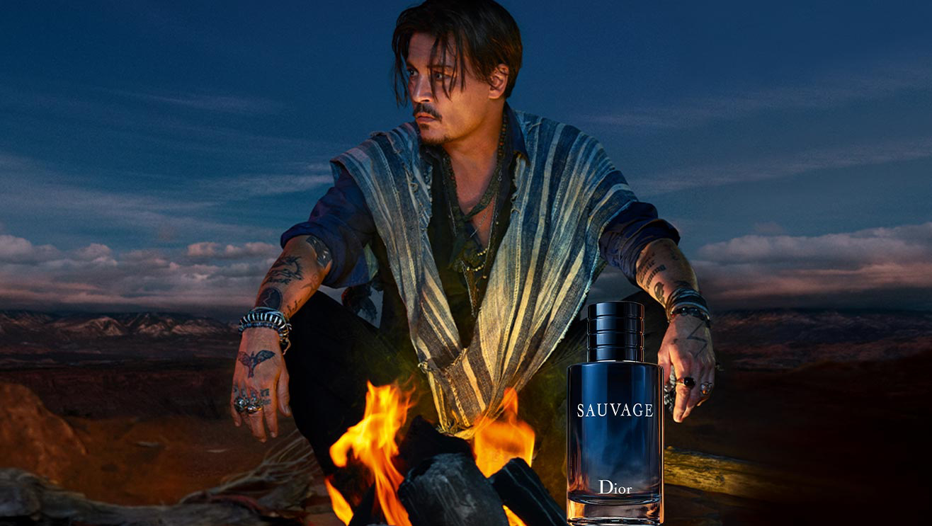 Now refillable: Sauvage Eau de Toilette