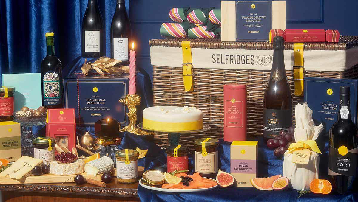 The Selfridges Guide to: Dazzling (and delicious!) hampers