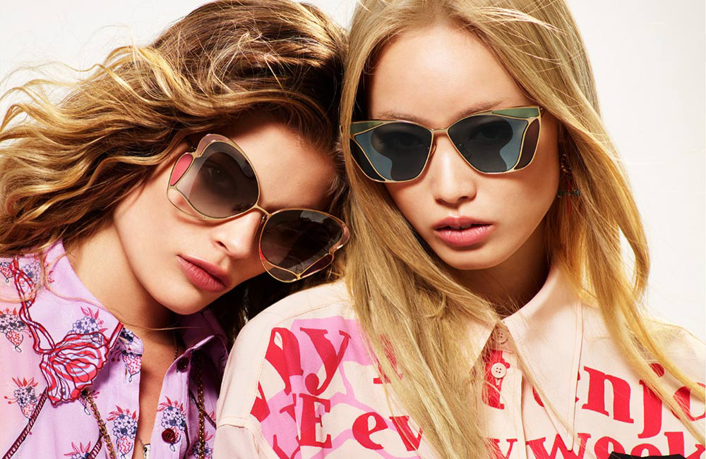 ALL EYES ON: WOMEN'S SUNGLASSES