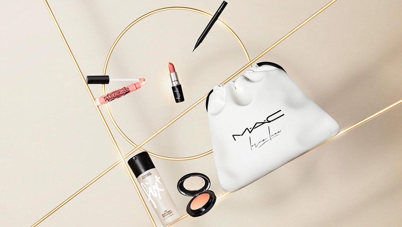 MAC x Lorna Luxe