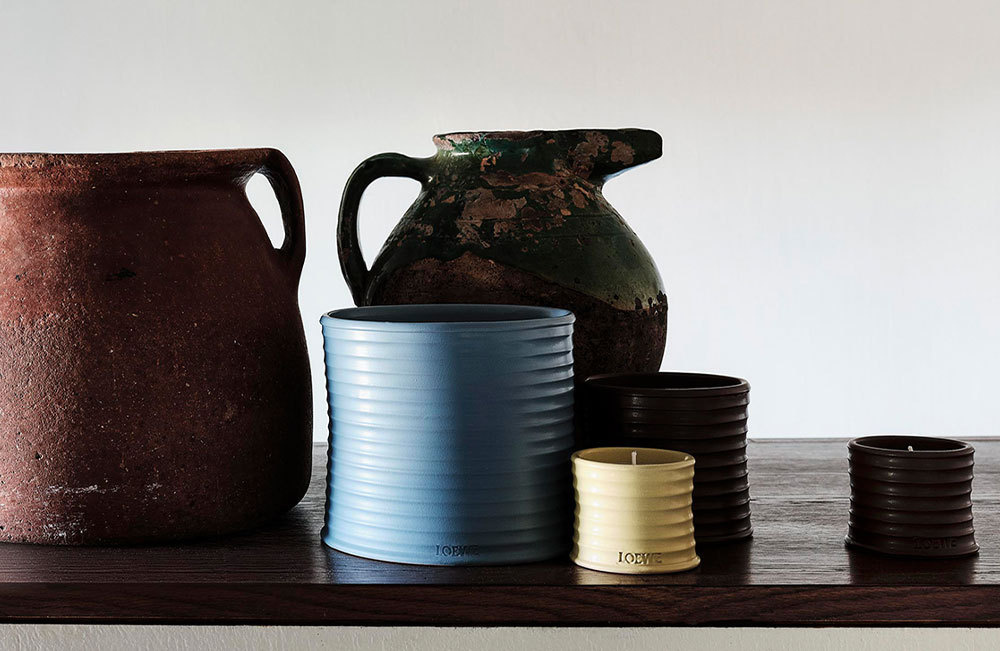 JUST LAUNCHED: LOEWE HOME FRAGRANCE