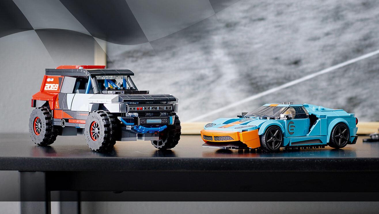 Exclusive: LEGO® Speed Champions