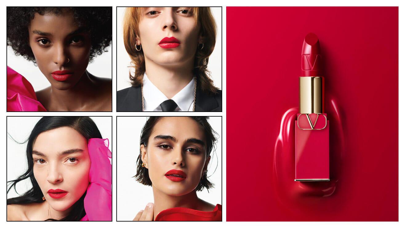 Rosso Valentino Lipstick