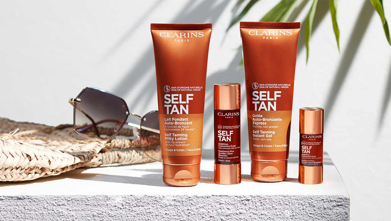 Our favourite self-tanners