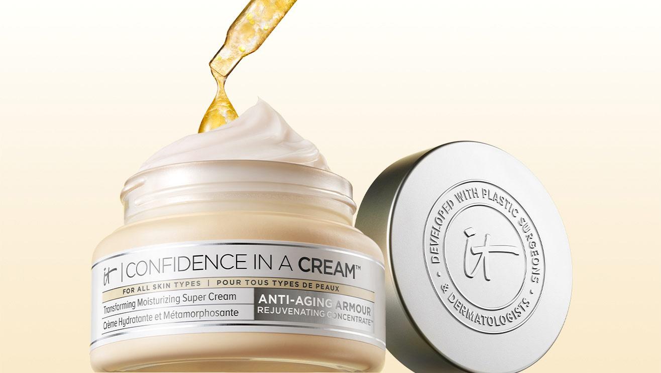 Confidence in a Cream