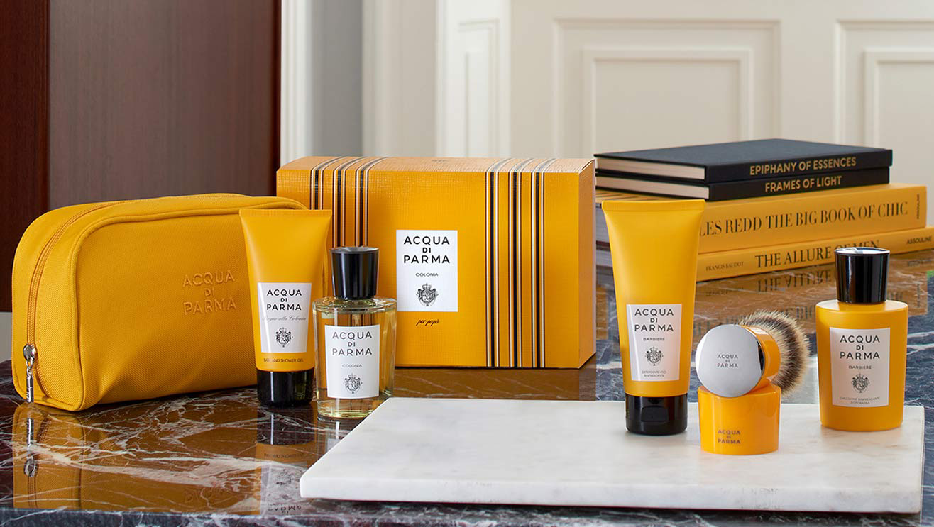 Exclusive: Father's Day grooming set