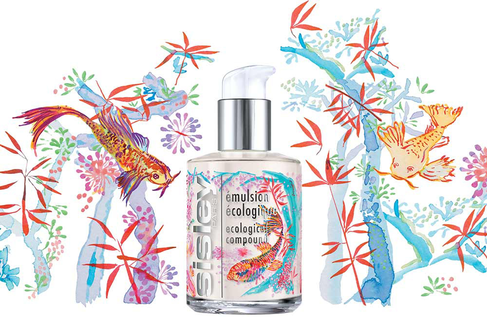 WE LOVE: SISLEY ECOLOGICAL COMPOUND
