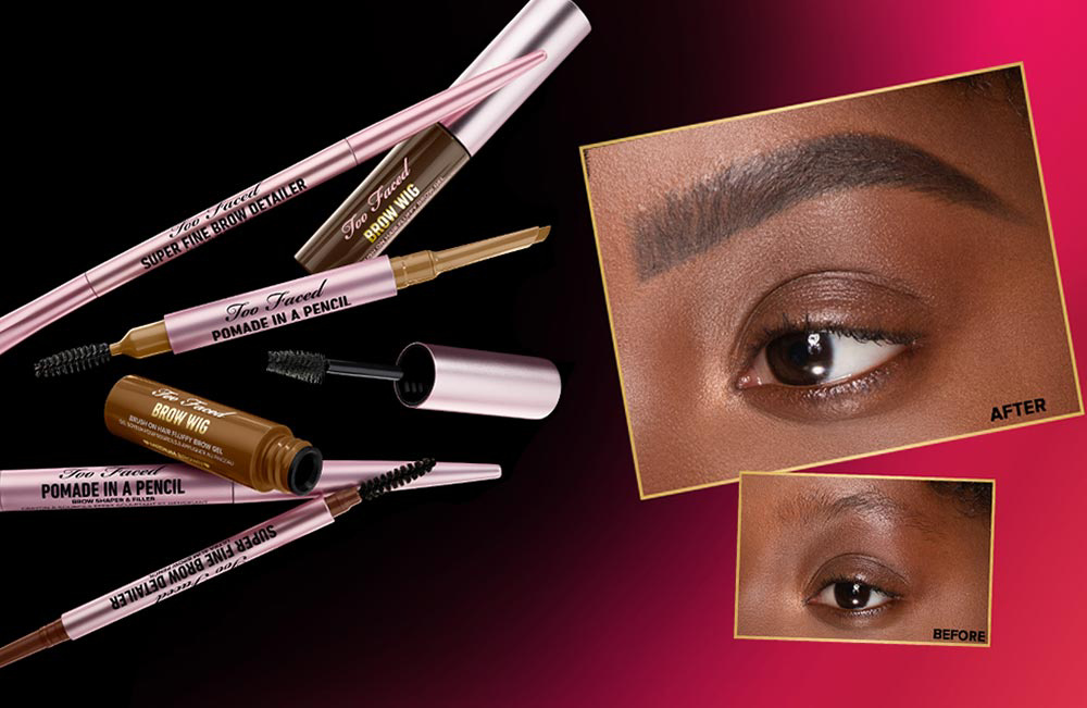 YOUR NEW BROW OBSESSION HAS LANDED