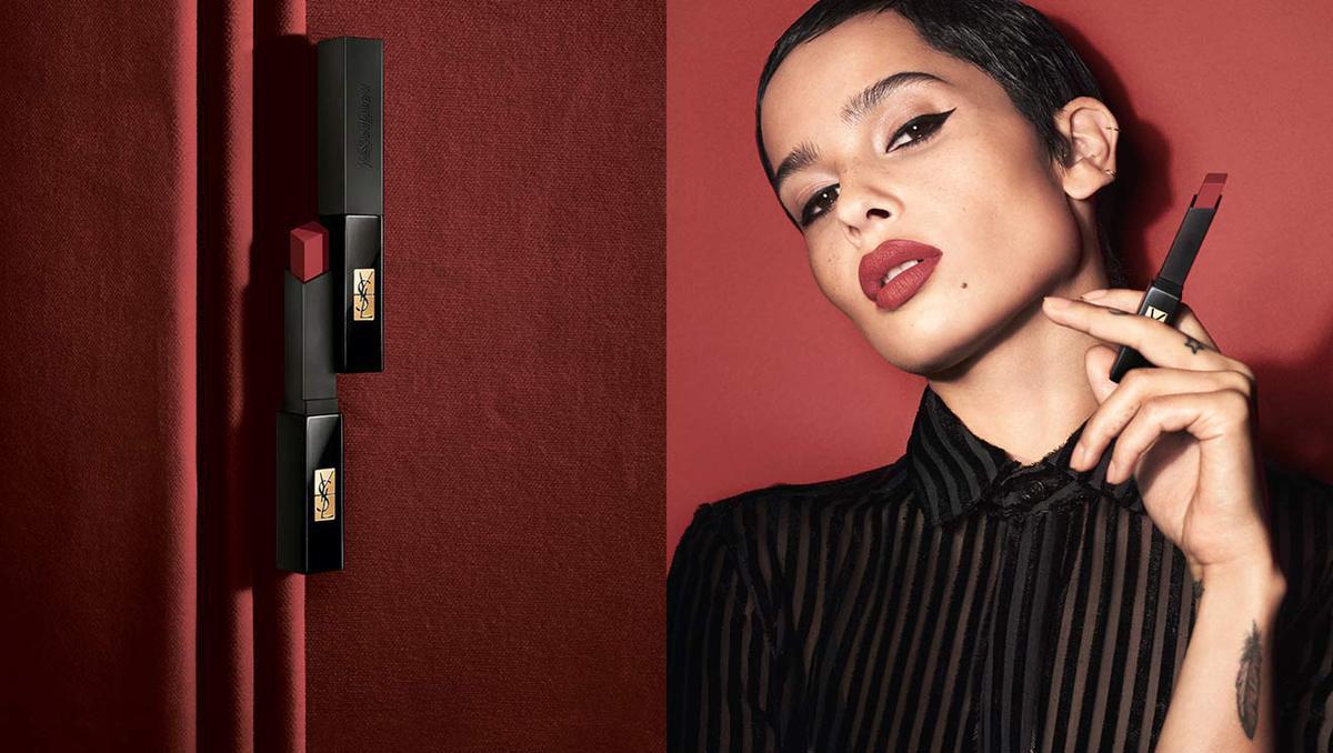 YSL The Slim Velvet Radical Lipstick