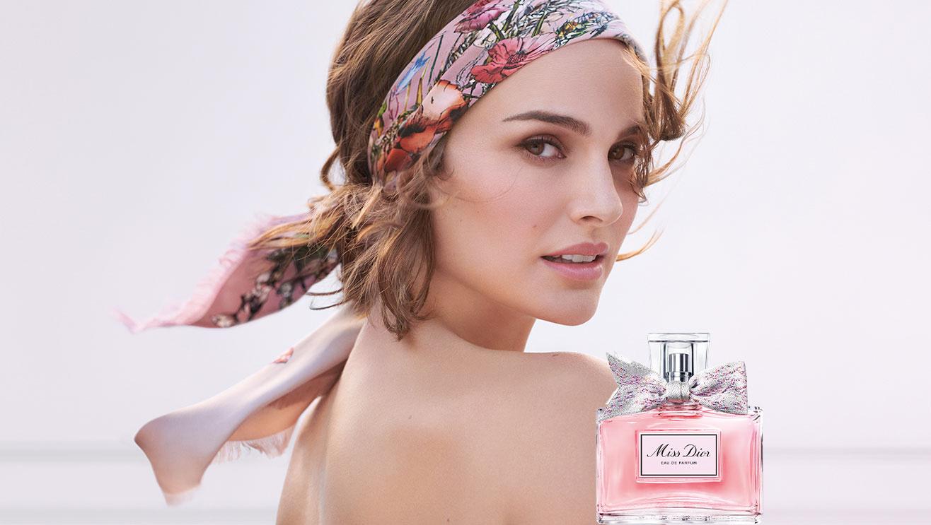 Miss Dior, the new eau de parfum