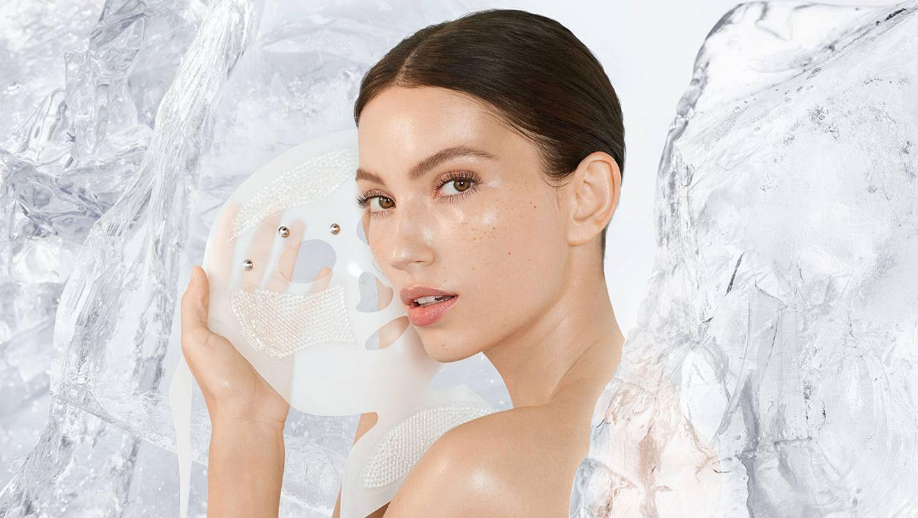 New: Charlotte Tilbury Cryo-Recovery mask and eye serum