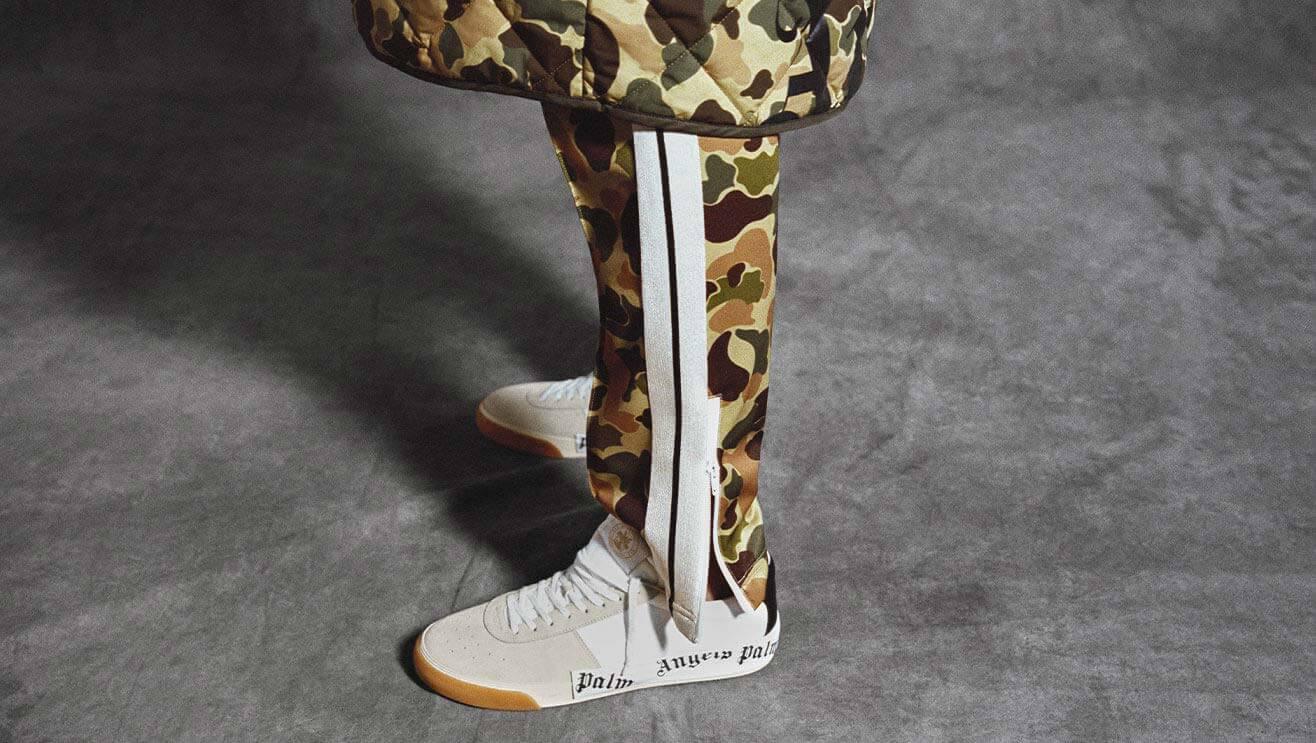The latest in streetwear
